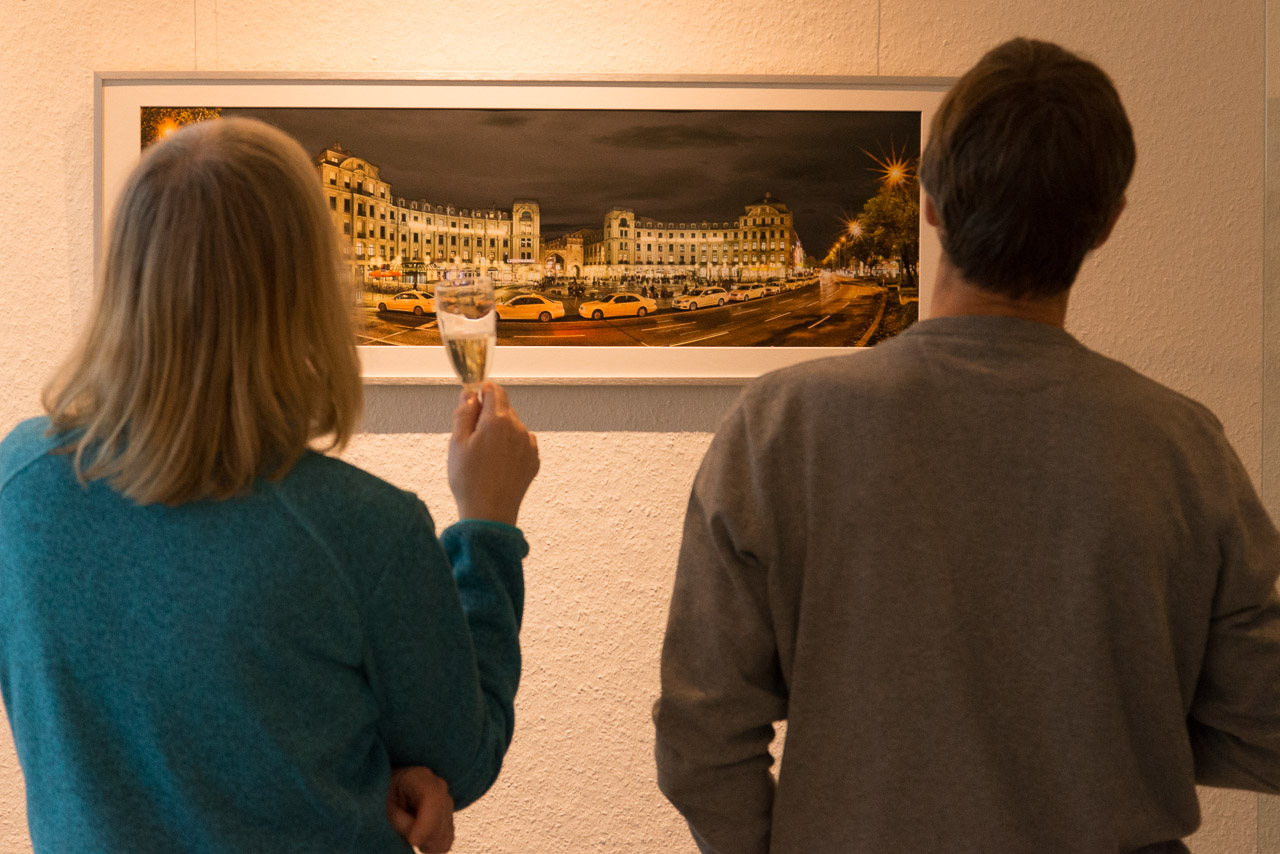 Vernissage Facetten der Stadt21