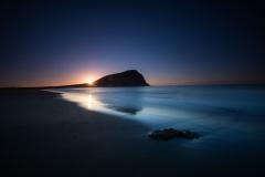 Morgenstunde am Meer