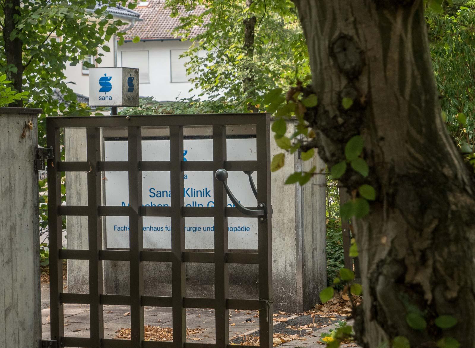 Gerd - Sana Klinik Solln