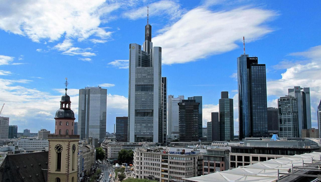 Heinz-Bankenviertel Frankfurt am Main